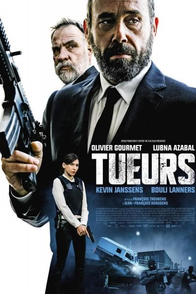 Caratula, cartel, poster o portada de Tueurs