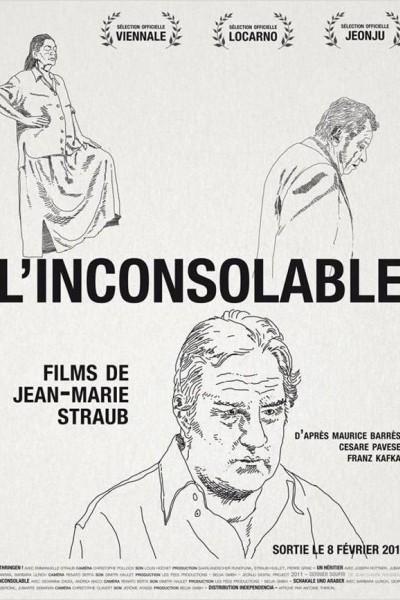 Caratula, cartel, poster o portada de El inconsolable