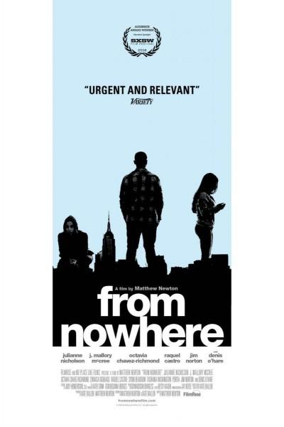 Caratula, cartel, poster o portada de From Nowhere