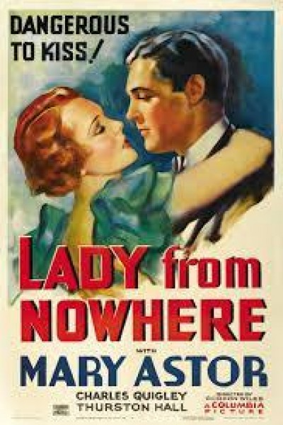 Caratula, cartel, poster o portada de Lady from Nowhere