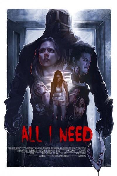Caratula, cartel, poster o portada de All I Need
