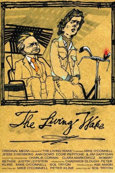 Caratula, cartel, poster o portada de The Living Wake