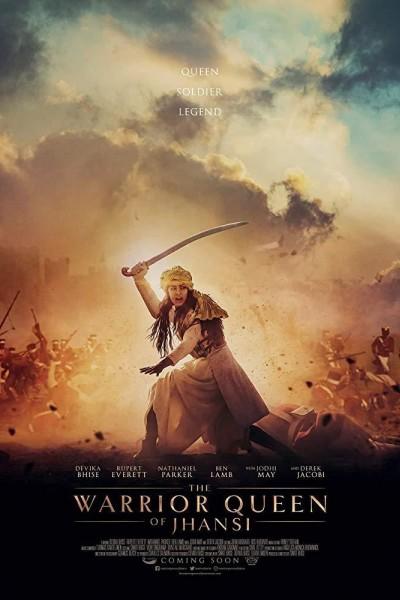 Caratula, cartel, poster o portada de The Warrior Queen of Jhansi