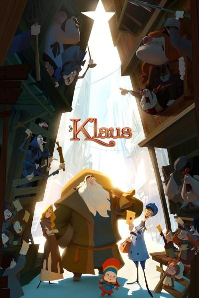 Caratula, cartel, poster o portada de Klaus