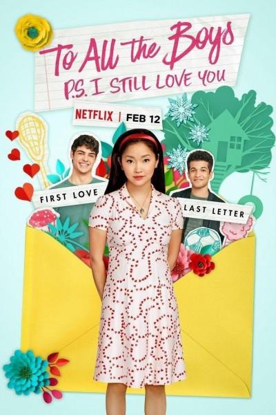 Caratula, cartel, poster o portada de A todos los chicos de los que me enamoré 2: P.D. Todavía te quiero