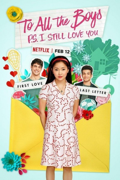 Caratula, cartel, poster o portada de A todos los chicos 2: P.D. Todavía te quiero
