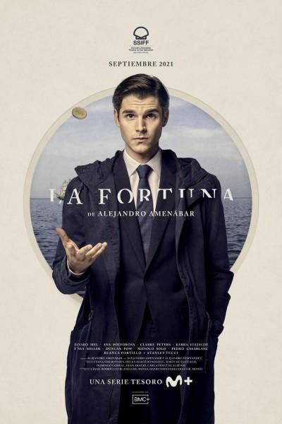 Caratula, cartel, poster o portada de La Fortuna