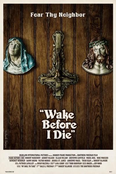 Caratula, cartel, poster o portada de Wake Before I Die
