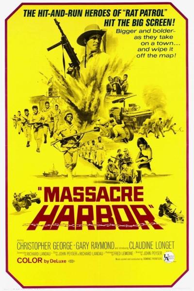 Caratula, cartel, poster o portada de Massacre Harbor