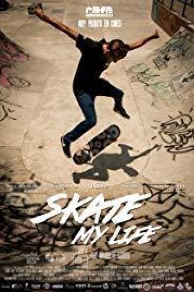 Caratula, cartel, poster o portada de Skate, my life