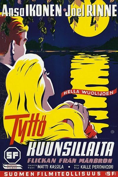 Caratula, cartel, poster o portada de The Girl from Moon Bridge