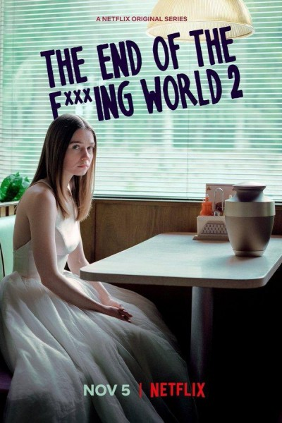 Caratula, cartel, poster o portada de The End of the F***ing World 2