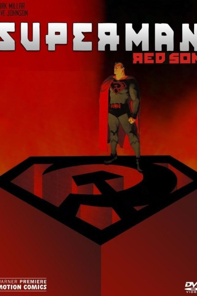Caratula, cartel, poster o portada de Superman: Hijo rojo