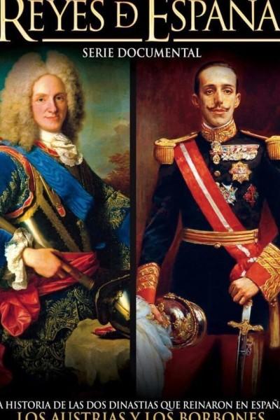Caratula, cartel, poster o portada de Reyes de España