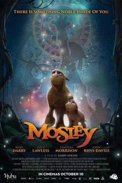 Caratula, cartel, poster o portada de Mosley