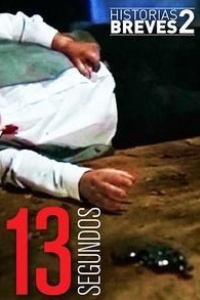 Caratula, cartel, poster o portada de Trece segundos