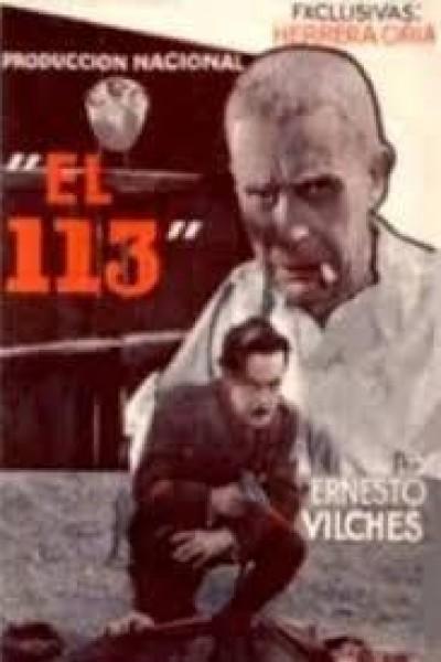 Caratula, cartel, poster o portada de El ciento trece