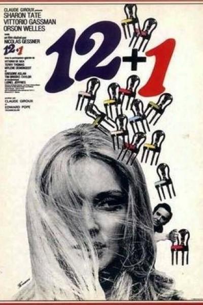 Caratula, cartel, poster o portada de ¿Cuál de las trece?
