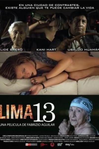 Caratula, cartel, poster o portada de Lima 13