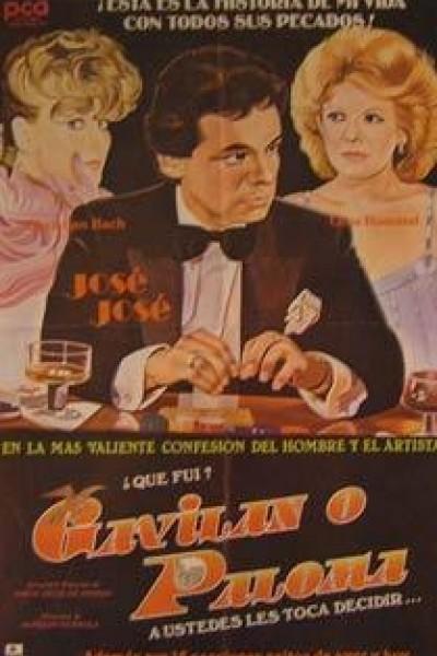 Caratula, cartel, poster o portada de Gavilán o paloma