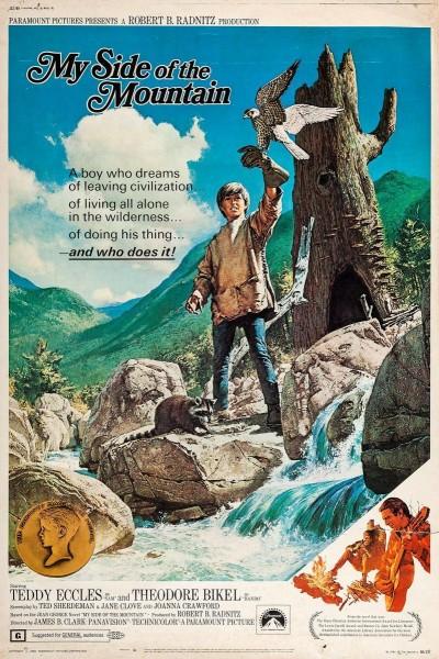 Caratula, cartel, poster o portada de El muchacho y su montaña