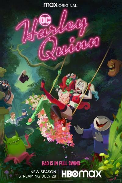 Caratula, cartel, poster o portada de Harley Quinn