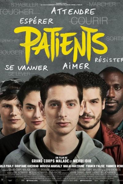 Caratula, cartel, poster o portada de Patients