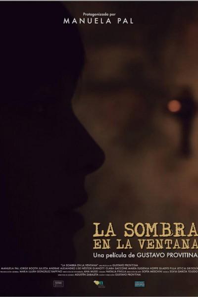 Caratula, cartel, poster o portada de La sombra en la ventana