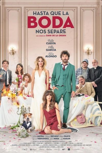 Caratula, cartel, poster o portada de Hasta que la boda nos separe