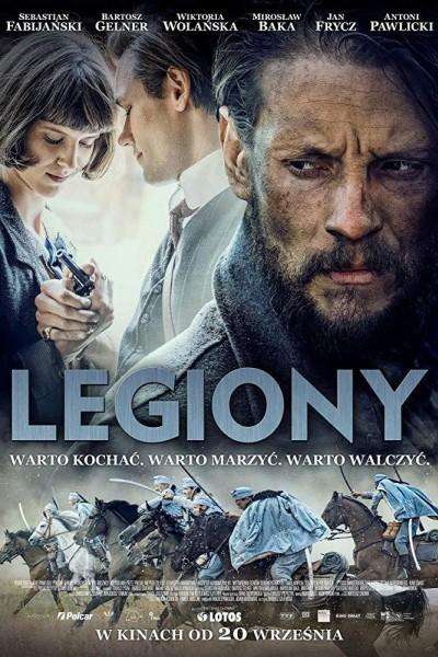 Caratula, cartel, poster o portada de Legiony