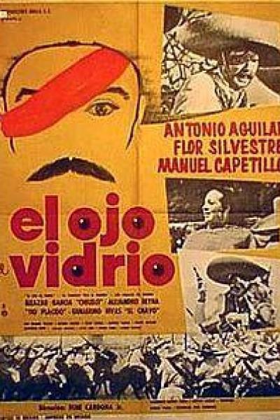 Caratula, cartel, poster o portada de El ojo de vidrio