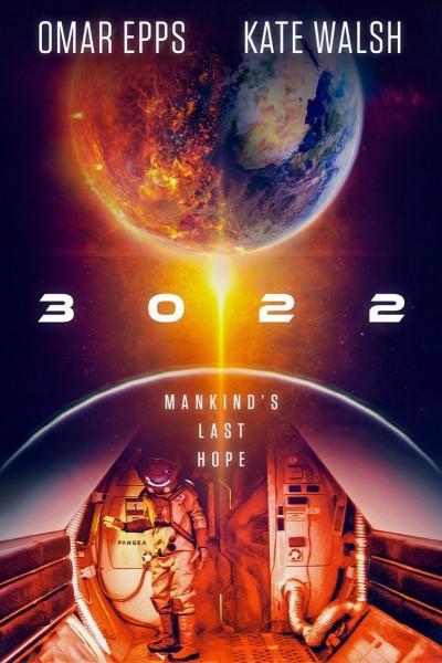 Caratula, cartel, poster o portada de 3022