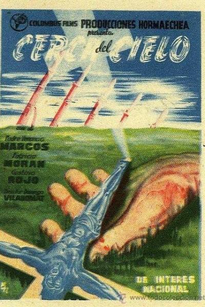 Caratula, cartel, poster o portada de Cerca del cielo