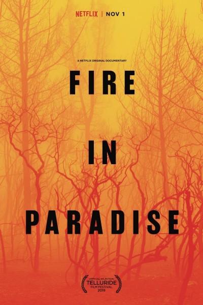Caratula, cartel, poster o portada de Fire in Paradise