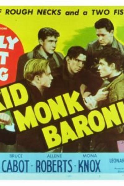 Caratula, cartel, poster o portada de Kid Monk Baroni