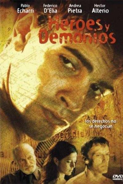 Caratula, cartel, poster o portada de Héroes y demonios