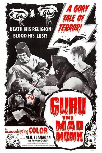 Caratula, cartel, poster o portada de Guru, the Mad Monk