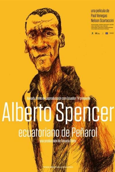 Caratula, cartel, poster o portada de Alberto Spencer, ecuatoriano de Peñarol