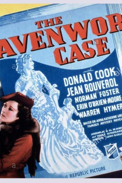 Caratula, cartel, poster o portada de The Leavenworth Case