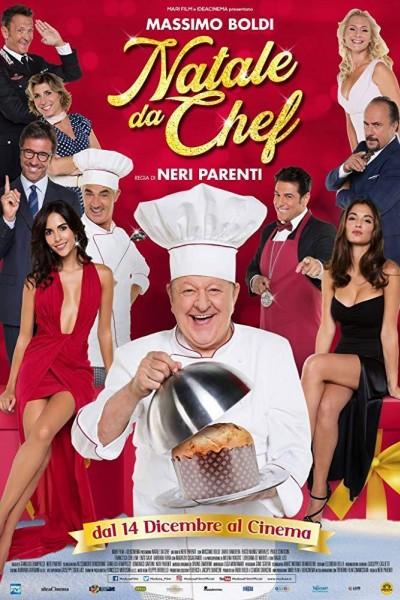 Caratula, cartel, poster o portada de Natale da chef