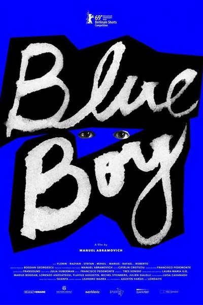 Caratula, cartel, poster o portada de Blue Boy