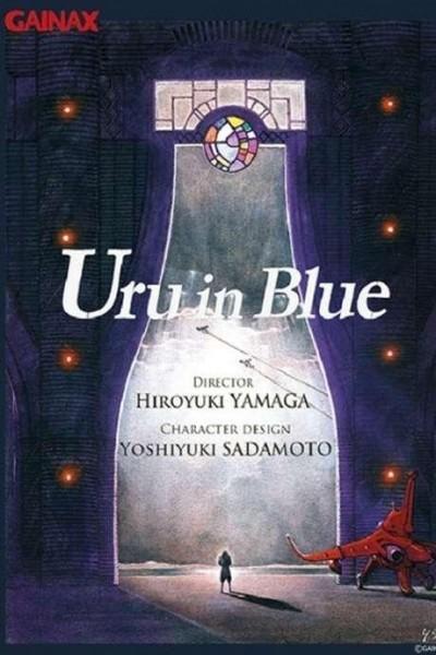 Caratula, cartel, poster o portada de Uru in Blue