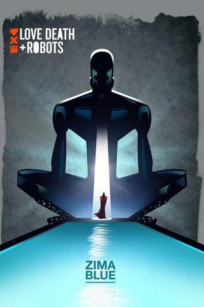 Caratula, cartel, poster o portada de Love, Death & Robots: Zima Blue