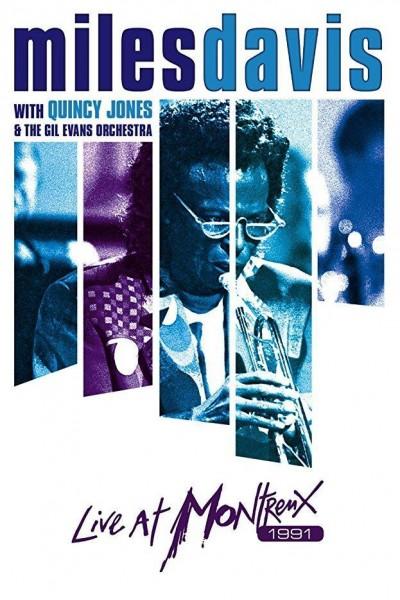 Caratula, cartel, poster o portada de Miles Davis & Quincy Jones: Live at Montreux