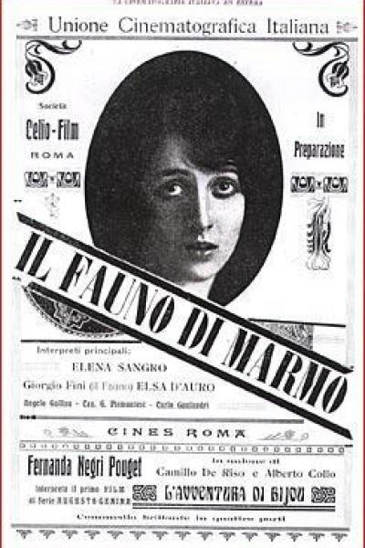 Caratula, cartel, poster o portada de Il Fauno di marmo