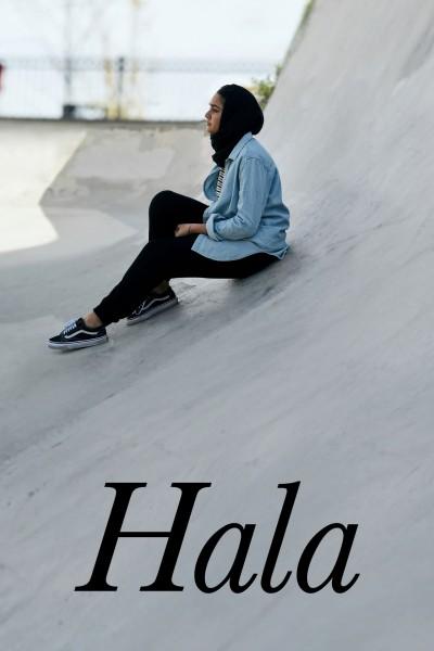 Caratula, cartel, poster o portada de Hala