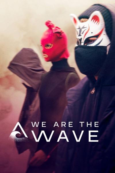 Caratula, cartel, poster o portada de Somos la Ola