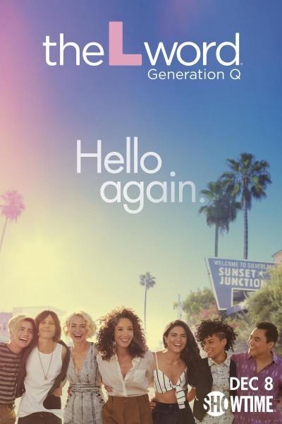 Caratula, cartel, poster o portada de L: Generación Q