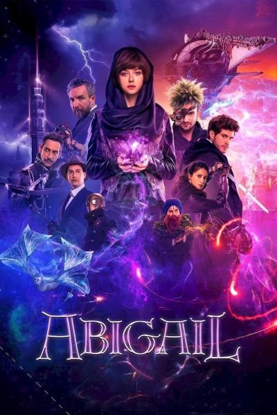 Caratula, cartel, poster o portada de Abigail y la ciudad perdida