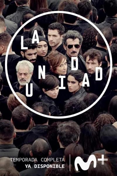 Caratula, cartel, poster o portada de La Unidad